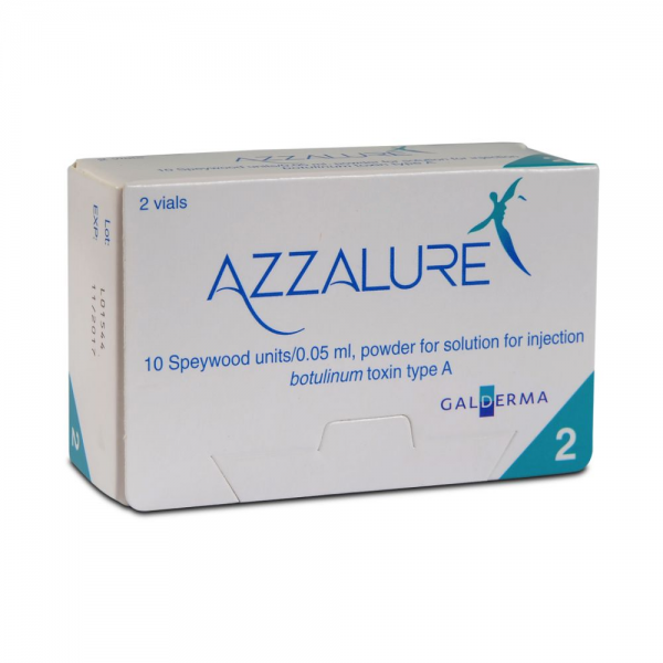 Azzalure® (2x125iu)