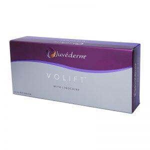 Juvederm Volift with Lidocaine