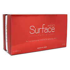 Surface Paris Meso