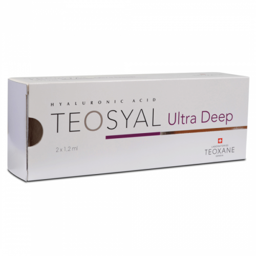 Teosyal Ultra Deep (2×1.2ml)