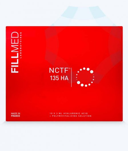 FILLMED® NCTF 135 HA 10 VIALS $279 USD