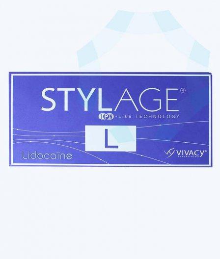 STYLAGE® L W/LIDOCAINE