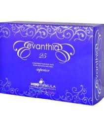 Bioformula Evanthia 25 Superior (2x1ml)