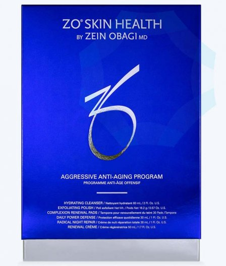 ZO® AGGRESSIVE ANTI-AGING PROGRAM